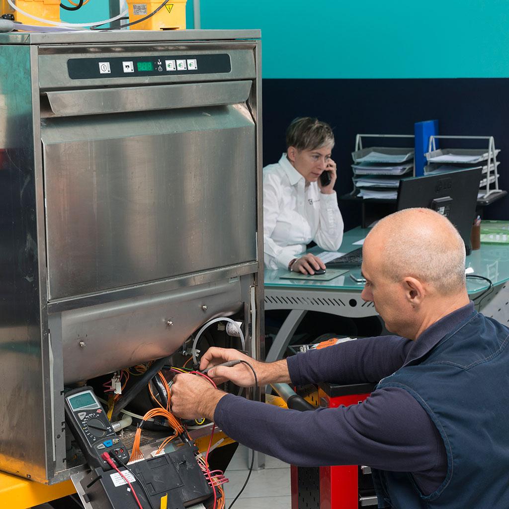 Valdostana Grandi Cucine partner tecnico ufficiale Electrolux - assistenza Electrolux 15