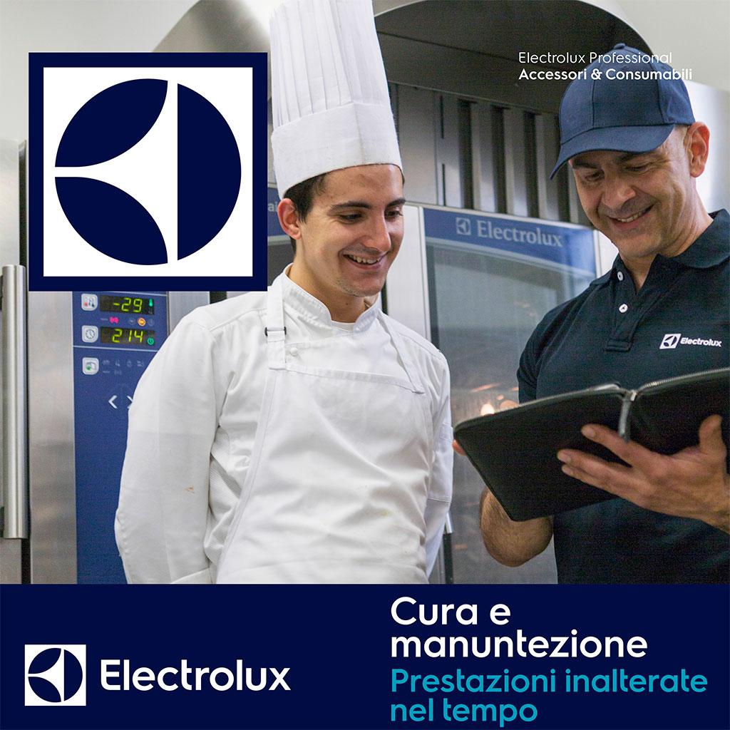 Valdostana Grandi Cucine partner tecnico ufficiale Electrolux - assistenza Electrolux 36