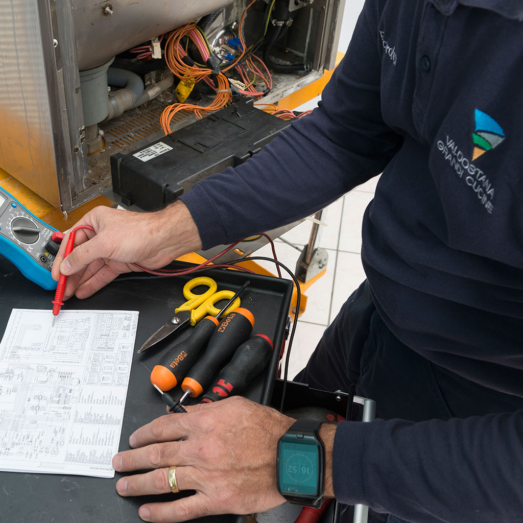 Valdostana Grandi Cucine partner tecnico ufficiale Electrolux - assistenza Electrolux 16