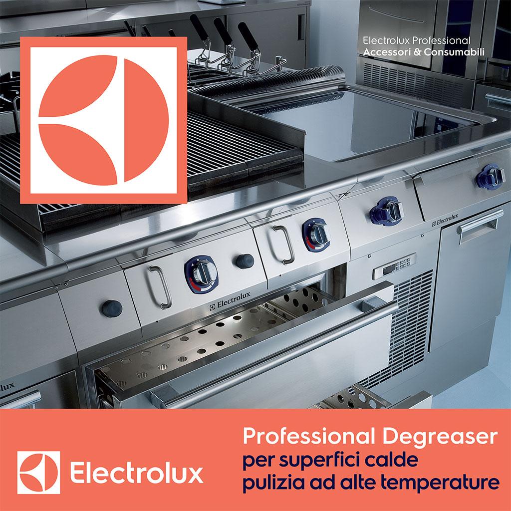 Valdostana Grandi Cucine partner tecnico ufficiale Electrolux - assistenza Electrolux 27