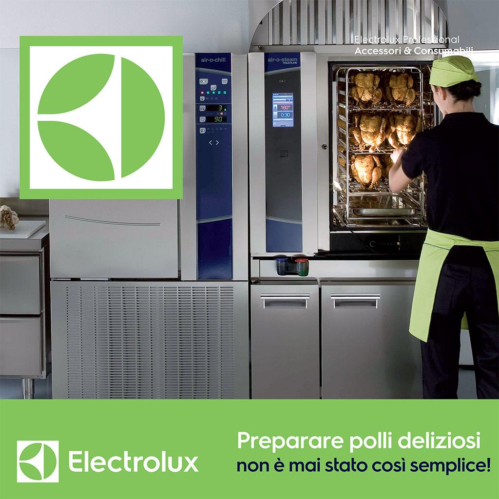 Valdostana Grandi Cucine partner tecnico ufficiale Electrolux - assistenza Electrolux 29