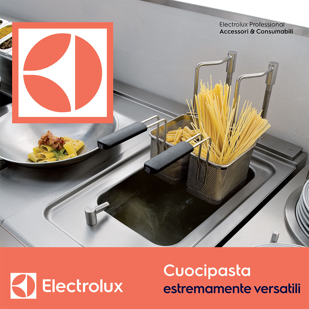 Valdostana Grandi Cucine partner tecnico ufficiale Electrolux - assistenza Electrolux 34